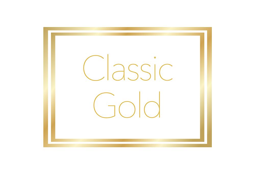 Kerdi Drain Classic Gold Text